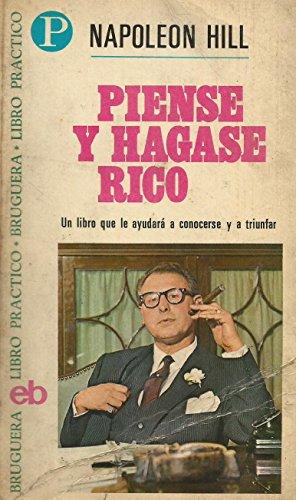 9788439707882: Piense y Hagase Rico