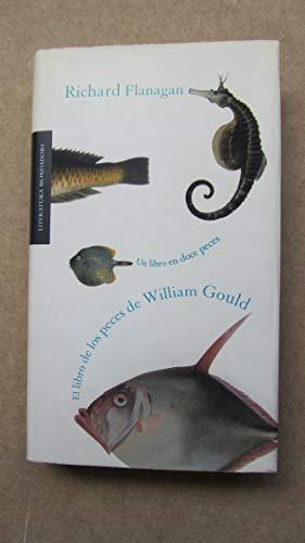El libro de los peces de William: Richard Flanagan
