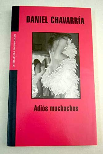 9788439710295: Adios muchachos (Literatura Mondadori)