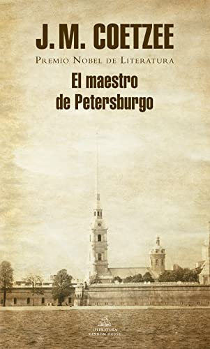 9788439710431: El maestro de Petersburgo / The Master of Petersburg (Spanish Edition)