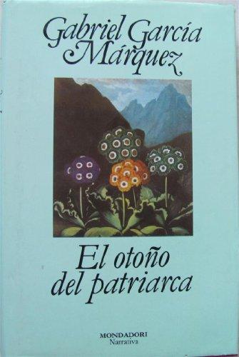 9788439711124: El otono del patriarca / The Autumn of the Patriarch (Spanish Edition)