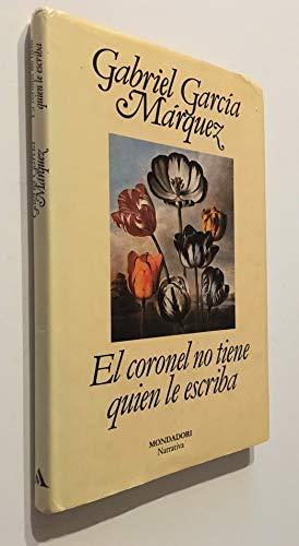 9788439711384: El coronel no tiene quien le escriba / No One Writes to the Colonel (Spanish Edition)