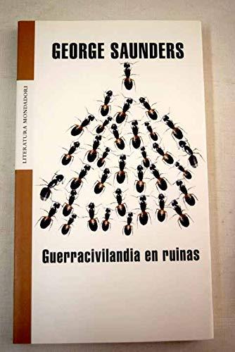 9788439712121: Guerracivilandia en ruinas (Literatura Mondadori)