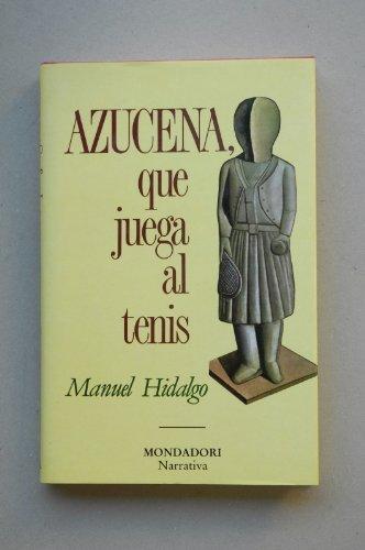 9788439714736: Azucena, que juega al tenis (Narrativa Mondadori)