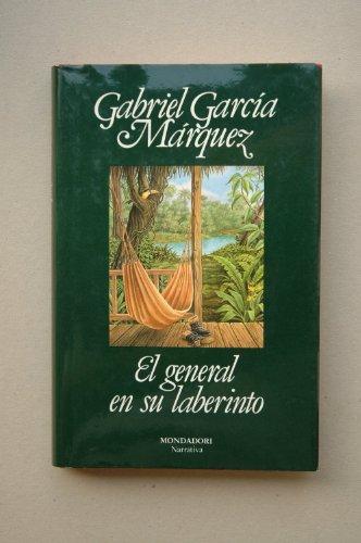 9788439715795: El general en su laberinto (Literatura Random House)