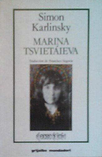 9788439717591: Marina Tsvietáieva