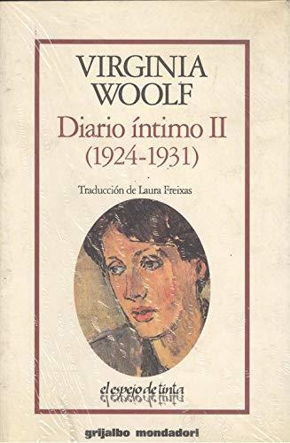 9788439718857: Diario intimo II. (1924-1931)