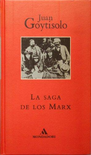 9788439719151: La saga de los marx (Literatura Mondadori)