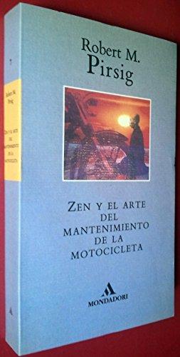 9788439719212: Zen y el arte del mantenimiento dela motocicleta