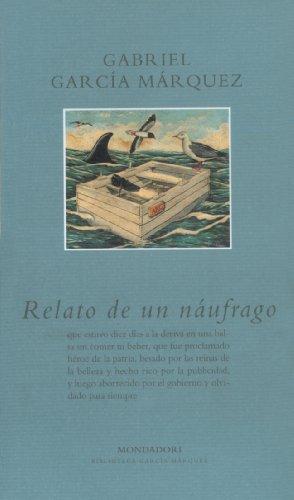 9788439719793: Relato de un náufrago (Literatura Random House)