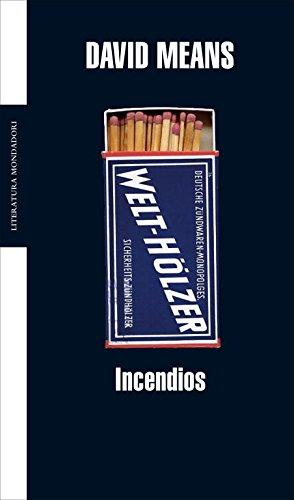 9788439720027: Incendios (Literatura Random House)