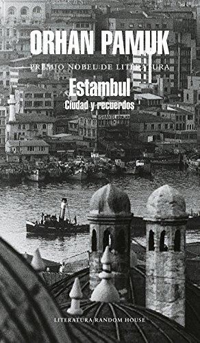 9788439720294: Estambul: Ciudad y recuerdos (Literatura Random House)