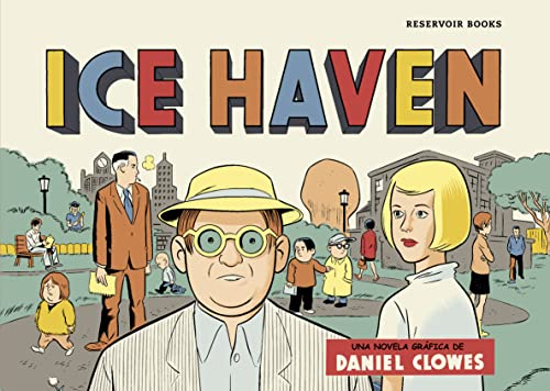 9788439720393: Ice Haven (RESERVOIR GRÁFICA)
