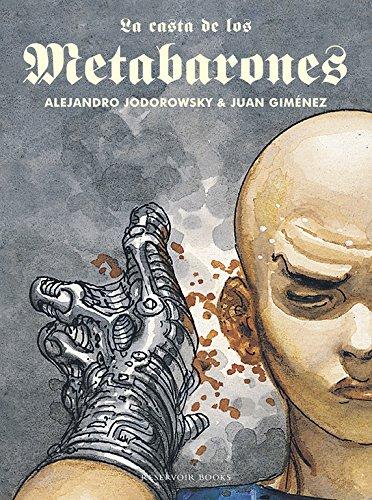 9788439720850: La casta de los Metabarones (RESERVOIR GRÁFICA)