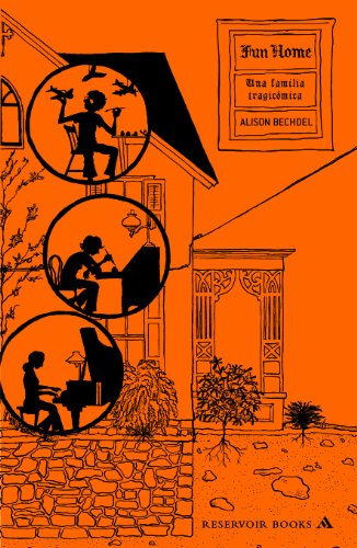 9788439721048: Fun Home: Una familia tragicomica/ A Family Tragicomic (Spanish Edition)
