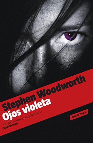 9788439721833: Ojos violeta (Médium Natalie Lindstrom 1) (ROJA Y NEGRA)