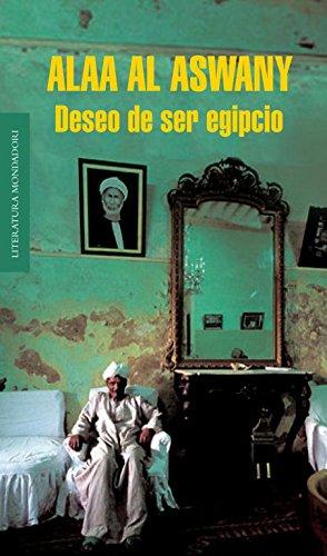 9788439722847: Deseo de ser egipcio (Literatura Random House)
