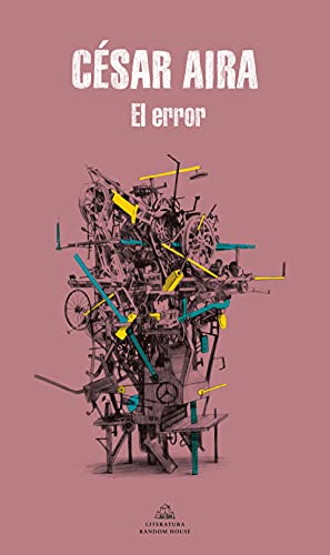 9788439723219: El error / The Error (Literatura Mondadori / Mondadori Literature) (Spanish Edition)