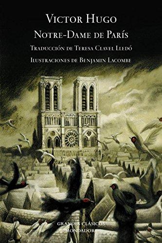 9788439723257: Notre-Dame de París (edición ilustrada) (GRANDES CLASICOS)