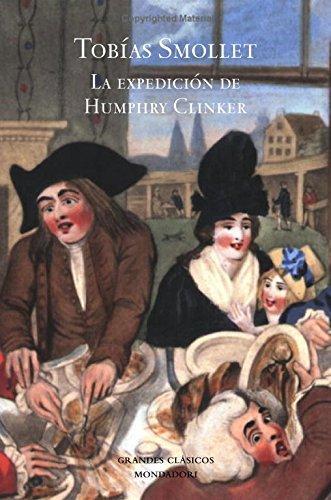 9788439723349: La expedición de Humphrey Clinker (GRANDES CLASICOS)