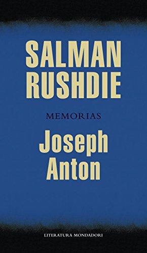 9788439725855: Joseph Anton (Literatura Random House)