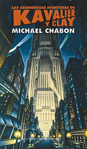 9788439726517: Las asombrosas aventuras de Kavalier y Clay (Literatura Random House)