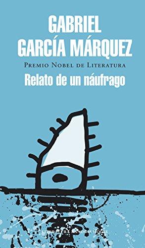 9788439728399: Relato de un náufrago (Literatura Random House)
