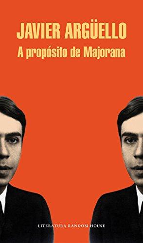 9788439729303: A Propósito De Majorana (Spanish Edition)