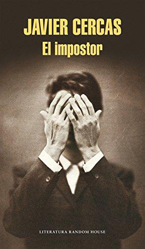 9788439729723: El impostor (Literatura Random House)