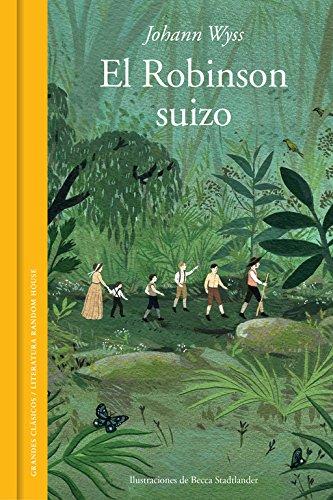 9788439730477: El Robinson suizo (edición ilustrada) (GRANDES CLASICOS)