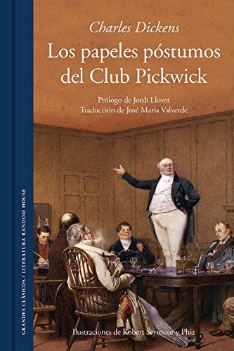 9788439731658: Los papeles póstumos del Club Pickwick (GRANDES CLASICOS)