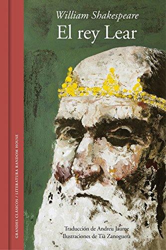 9788439732174: El rey Lear (edición ilustrada y bilingüe) (GRANDES CLASICOS)