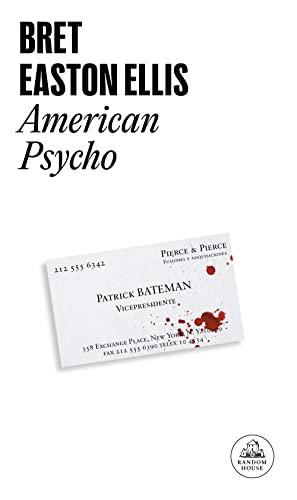 9788439736646: American Psycho (Literatura Random House)