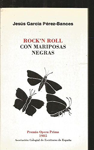 9788439847878: ROCK'N ROLL CON MARIPOSAS NEGRAS.