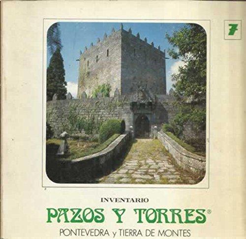 9788439855620: Inventario Pazos y Torres. Pontevedra y Tierra de Montes