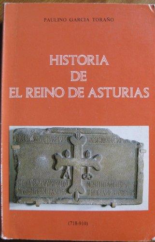 9788439865865: Historia de El Reino de Asturias (718-910)