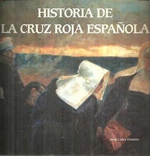 9788439882657: HISTORIA DE LA CRUZ ROJA ESPAÑOLA.