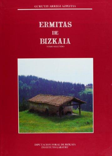 9788439896296: Ermitas de Bizkaia