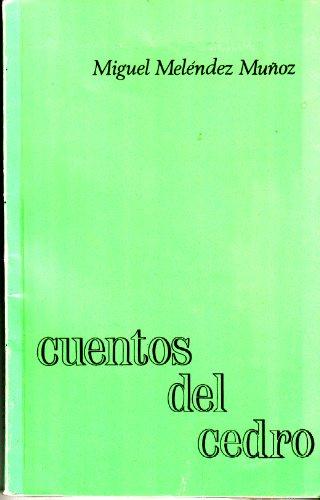 9788439915218: Cuentos del Cedro