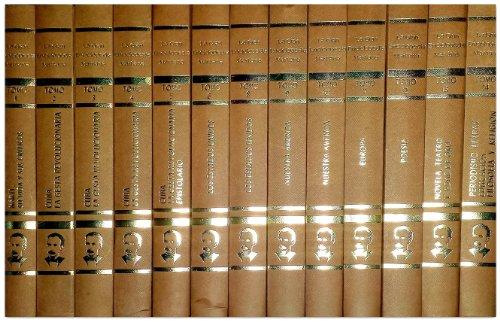 La Gran Enciclopedia Martiana 14 Volumes: Cernuda, Ramon (editor). Jose Marti