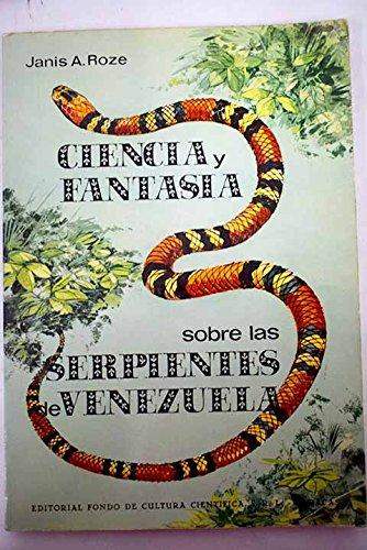 9788439988038: Ciencia y fantasía sobre las serpientes de Venezuela (Spanish Edition)