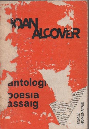 9788440019370: Antologia (Poesia, Assaig)