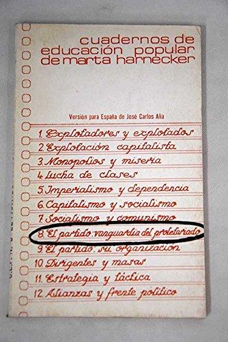CUADERNOS DE EDUCACION POPULAR. Vol 5: IMPERIALISMO: MARTA HARNECKER