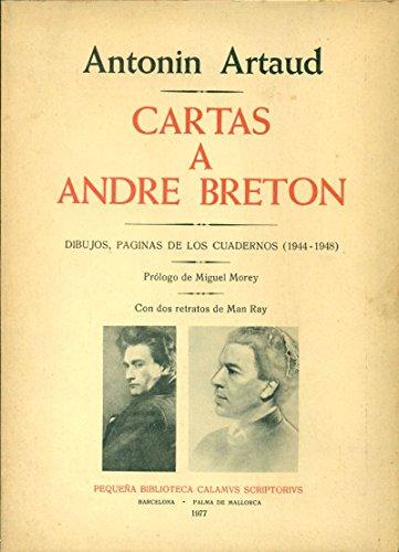 9788440030962: CARTAS A ANDRE BRETON. Dibujos, páginas de los ...