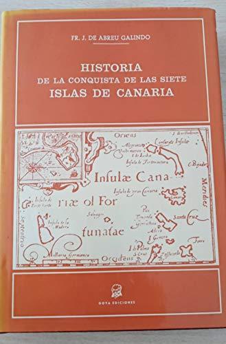 9788440036452: Historia de la conquista de las siete islas de Canaria