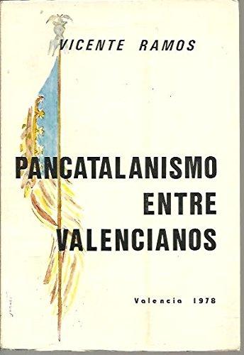 9788440048158: PANCATALANISMO ENTRE VALENCIANOS