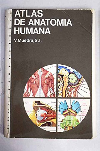 9788440056474: Atlas de anatomia humana