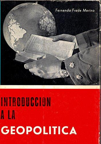 9788440060457: Introduccion a la geopolitica