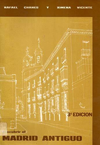 9788440098337: Descubrir el Madrid antiguo