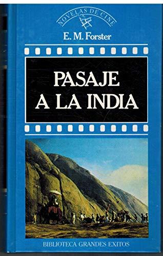 9788440200334: Pasaje A La India
